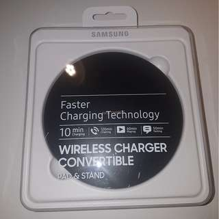 Samsung Wireless Charger Pad/Stand