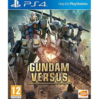 PS4 gundam versus brand new with day 1 dlc Cheap