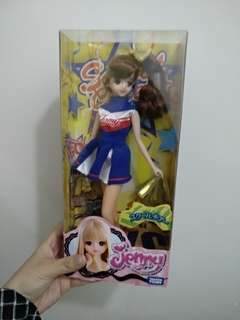 Jenny doll not barbie