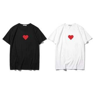 Red Heart T-Shirt - Unisex