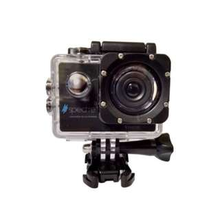 Original Spectre Vision Advance Sports Action Camera - Silver