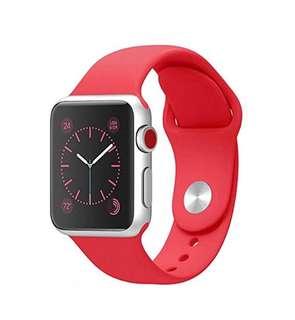 42mm red apple strap, BNIB strap size S/M