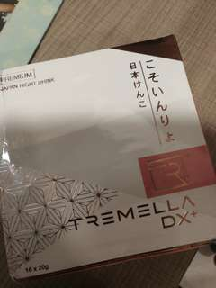 Tremella beauty night drink