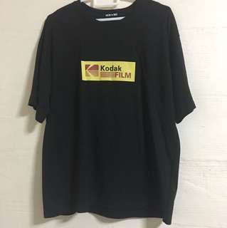 Kodak Film Oversized Shirt