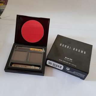 New Original Bobbi Brown Eyebrow Kit