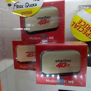 Modem mifi m5 free kuota 150 gb