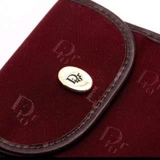 Vintage Dior Wallet Purse