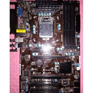 ASROCK Z77 Pro 3 1155 Socket motherboard