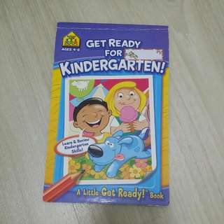 Get Ready For Kindergarten age 4 To 6