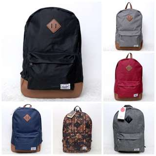 Herschel heritage backpack 21L
