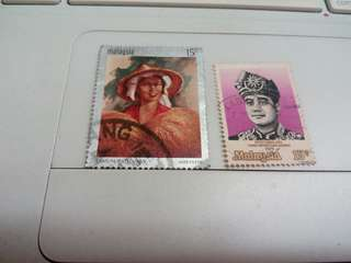 Malaysia Stamps #M180