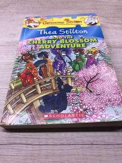 Thea Stilton: And the Cherry Blossom Adventure