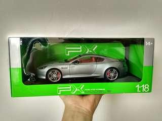 1/18 FX WELLY ASTON MARTIN DB 9 1:18 DIECAST SCALE MODEL CAR AUTOART KYOSHO BBR