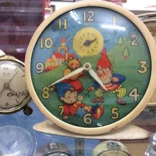 Nooddy alarm clock...great britain