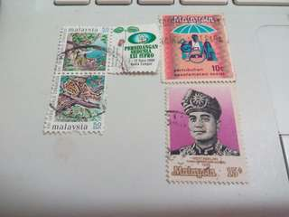 Malaysia Stamps #M183