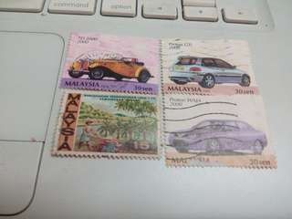 Malaysia Stamps #M184