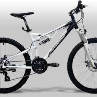 Sepeda gunung polygon, bisa cicilan bebas uang muka