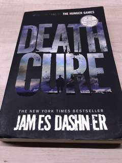 Death Cure by James Dashner