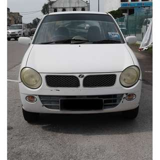 KANCIL MANUAL 660EX 2007 FOR SALE