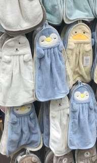 Kain lap tangan rekom utk bayi miniso (dapat 2 jenis kain)