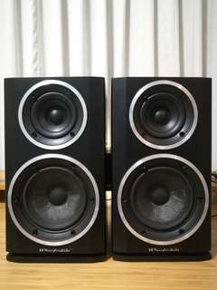 Wharfedale Diamond 121 Bookshelf Passive Speakers / Loudspeakers