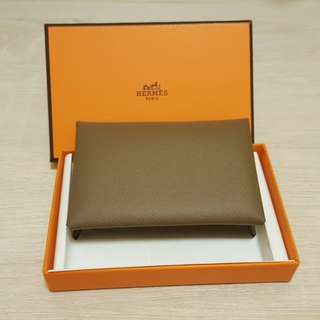 Hermes Card Case