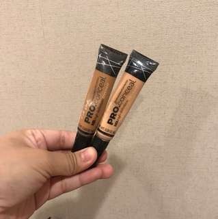 LA GIRL PRO CONCEAL shade toffee dan neutral TAKE ALL