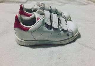 Authentic Adidas Stan Smith for kids, toddlers