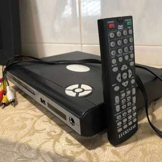 DVD/VCD/CD/MP3/MP4/USB Host Player