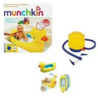 Muchkin infant Bathtub duck Bak mandi anak bayi baru lahir balon murah