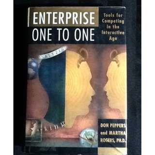 ENTERPRISE ONE TO ONE Don Pepper & Martha Rogers