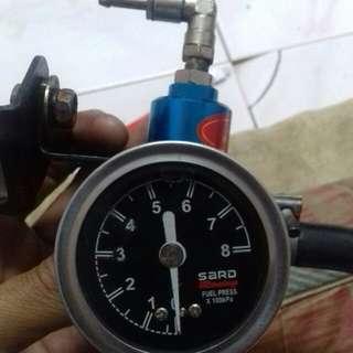 Feul  Pressure Meter Gauge utk djual..