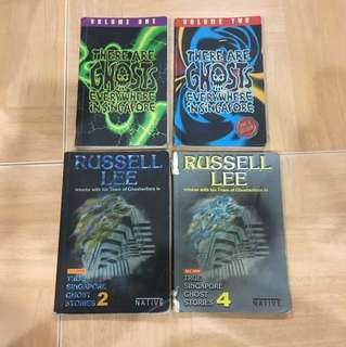 Ghost Story Books