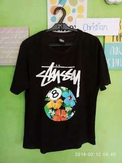 Stussy 8ball Floral