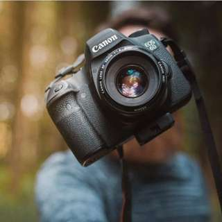 LF DSLR (Canon/Nikon/Sony)