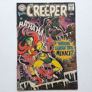 DC Comics Beware the Creeper 2 Fine+ Condition  Steve Ditko Art Silver Age