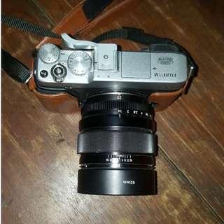 Fujifilm X-E1 & Fujinon XF23mm F1.4