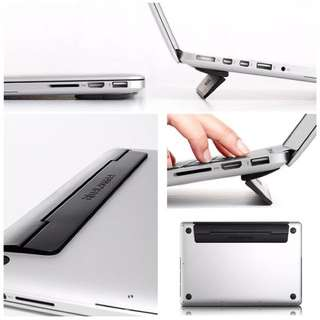 Macbook kickstand
