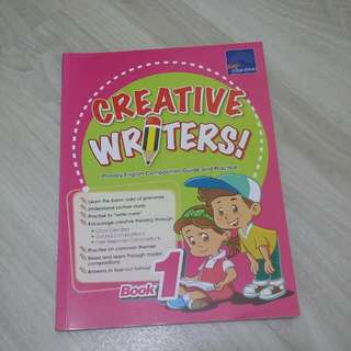 Creative Writers Primary English composition Guide And Practice