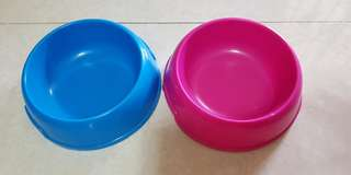 Cat food bowl in clearance 3pcs for $5