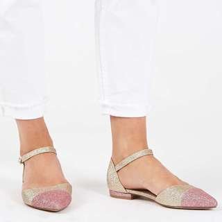 Brand New - Topshop Alice Two Part Shoes