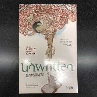 The unwritten by Mike Carey and Peter Gross