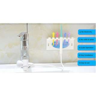 Water Dental Flossing System