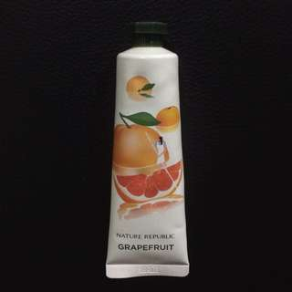 Nature Republic Hand Cream – Grapefruit scent