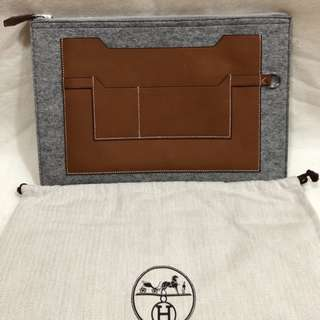 HERMES toodoo 37 men's pouch/organizer