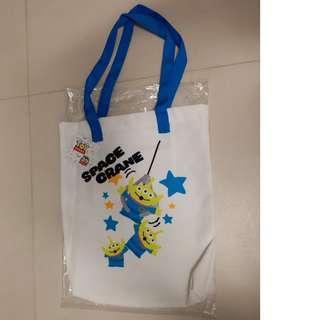 Toy Story 三眼仔 布袋 手提袋 購物袋