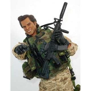 1/ 6 ACE VENTURA (USMC VERSION) (PLEASE READ NOTES/ TERMS & CONDITIONS APPLY)