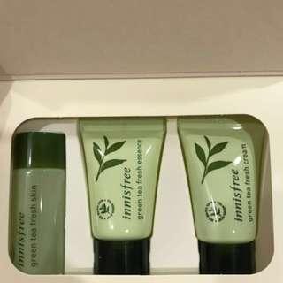 Innisfree fresh special kit oily skin