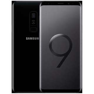 Samsung S9+ Black 64GB