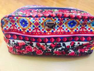 D&G cosmetics bag